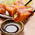 肉汁餃子500円